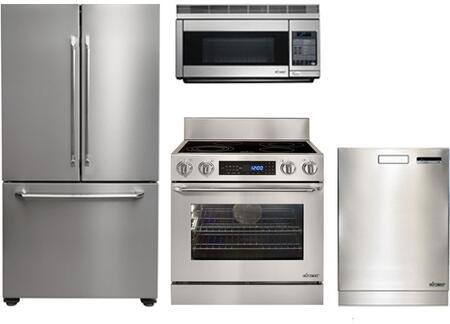 Dacor 716698 Distinctive Kitchen Appliance Packages
