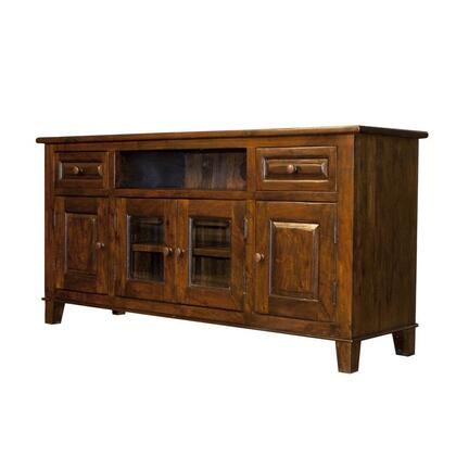 Home Trends & Design FPFPC66CN  Wood 2 Drawers Cabinet