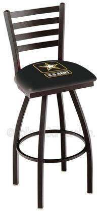 Holland Bar Stool L01425ARMY Residential Vinyl Upholstered Bar Stool