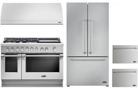 DCS 719177 Kitchen Appliance Packages