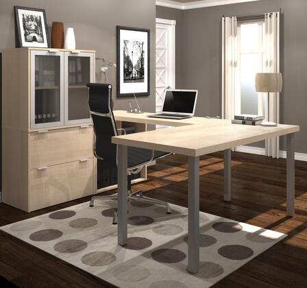 Bestar Furniture 150867 i3 by Bestar U-Shaped desk