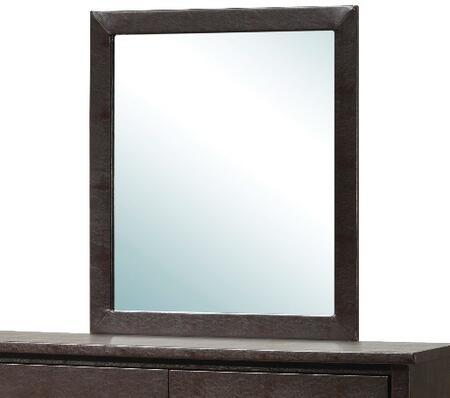 Glory Furniture G1800M  Rectangle Portrait Dresser Mirror