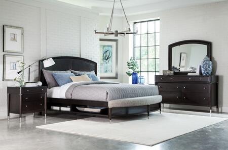 Broyhill 4257KPSBNCDM Vibe King Bedroom Sets