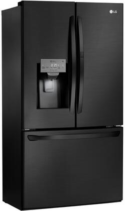 Lg Lfxs28566m 36 Inch French Door Refrigerator In Matte
