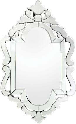 Sterling 11453 Tonbridge Series Rectangle Portrait Wall Mirror