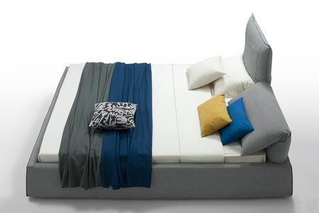 VIG Furniture VGWCGABD10Q Modrest Otago Series  Queen Size Platform Bed