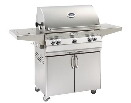 "FireMagic A540S5E1X61 Aurora 62.25"" Grill with E-Burners and Digital Thermometer"