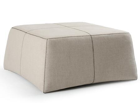 VIG Furniture VGIDSM006 Divani Casa Alpine Series Modern Fabric Ottoman