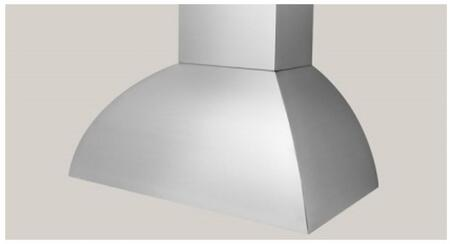 "BlueStar Laramie BSLARAI54 54"" Island Range Hood with 3 Speed Fan, Stainless Steel Baffle Filters and Halogen Lamps, in"