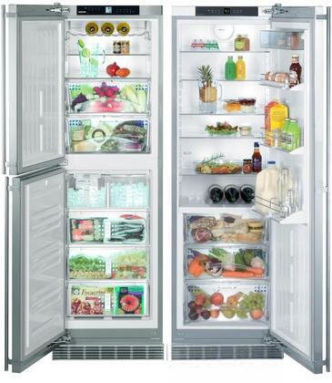 Liebherr SBS241 Side-By-Side Refrigerators