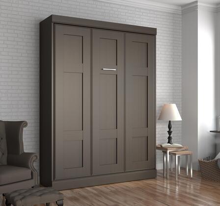 Bestar Furniture bestar edge dark chocolate 70184 79 room 1