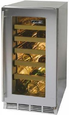 "Perlick HP15WO4RDNU 14.875"" Freestanding Wine Cooler, in Panel Ready"