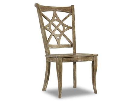 Dining Room Melange Rafferty II Side Chair Image 1
