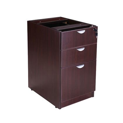 "Boss N166M 16"" Traditional File Cabinet"