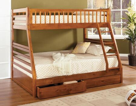 Furniture of America CMBK601A1&2 California II Series  Bed