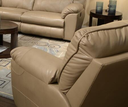 Putty Color Recliner