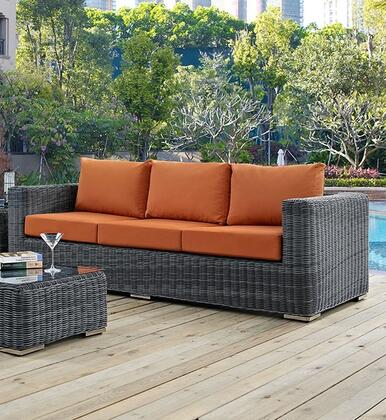 Modway EEI1874GRYTUSCTS Summon Patio Sets