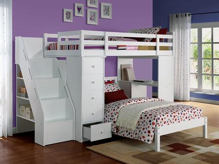 Acme Furniture 37145SET Freya Twin Bedroom Sets