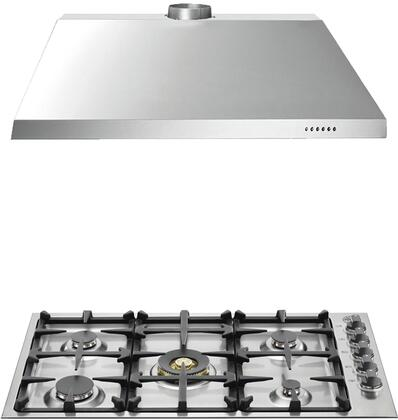 Bertazzoni 708367 Kitchen Appliance Packages