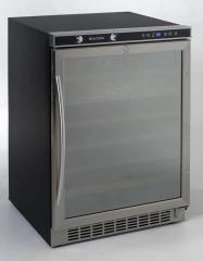 """Avanti WCR5403SS 23.75"""" Built-In Wine Cooler, in Stainless Steel"""