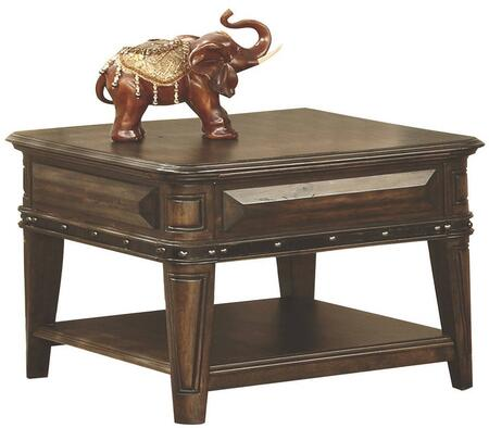 Coaster 704257 Occasional Table Series Traditional Wood Rectangular None Drawers End Table