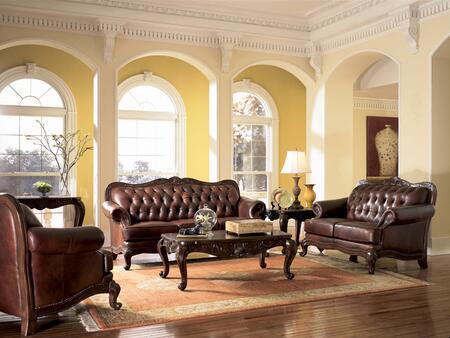 Coaster 500681SET3 Victoria Living Room Sets