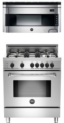 Bertazzoni 663592 Master Kitchen Appliance Packages