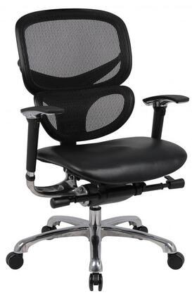 """Boss B6777BK 27"""" Contemporary Office Chair"""