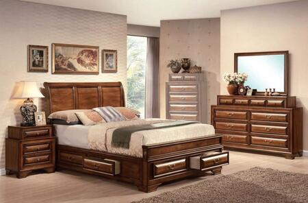 Acme Furniture 20450Q4PCSET Konane Queen Bedroom Sets