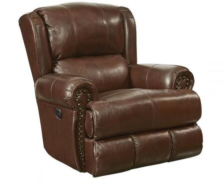 Catnapper 47637128319308319 Duncan Series Leather Metal Frame  Recliners