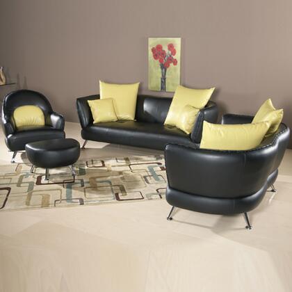 Chintaly PALOALTOSFASET Palo Alto Living Room Sets