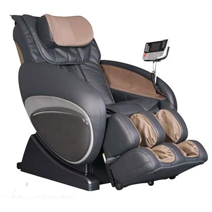 Osaki OS3000CHARCOALBEIGE Full Body Shiatsu/Swedish Massage Chair