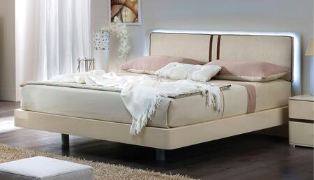 ESF Altea Collection i1770X Bed in Brown and Ivory