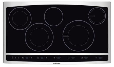 Electrolux EW36CC55GS Wave-Touch Series Yes Cooktop, in Stainless Steel