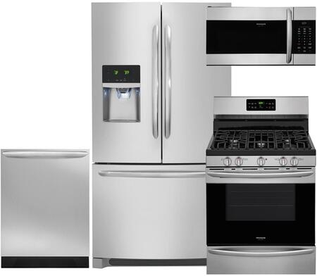 Frigidaire 742112 Gallery Kitchen Appliance Packages