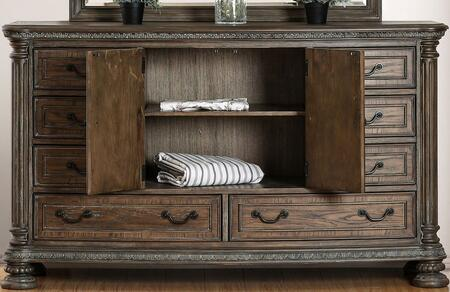 Furniture of America CM7661D Persephone Series  Dresser