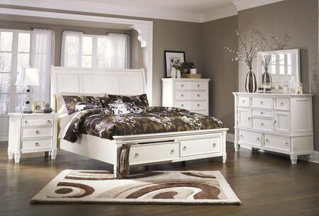 Millennium B672767899313693 Prentice King Bedroom Sets
