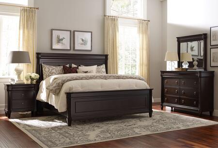 Broyhill 4907QPBNCDM Aryell Queen Bedroom Sets