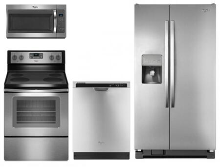 Whirlpool 730646 Kitchen Appliance Packages