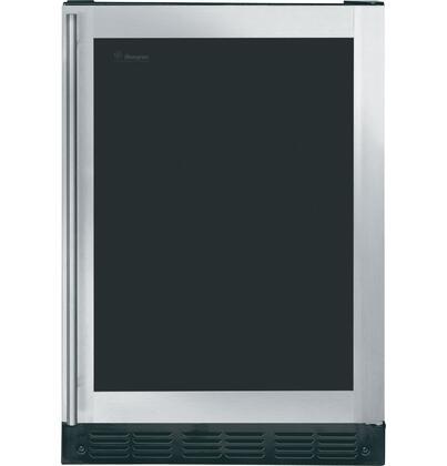 "GE Monogram ZDWT240PBS 23.75"" Built-In Wine Cooler, in Stainless Steel"