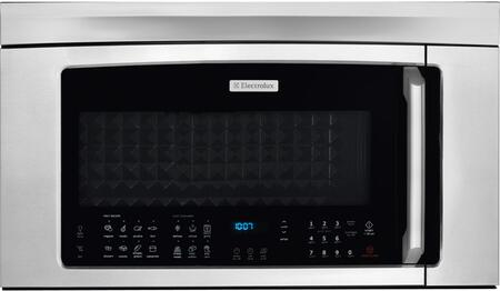 Electrolux EI30BM60MS 1.8 cu. ft. Over the Range Microwave Oven with 400 CFM, 1000 Cooking Watts, in Stainless Steel