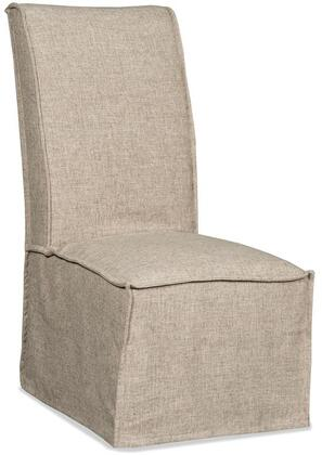 Hooker Furniture 300-35009 Zuma Series Casual-Style Dining Room Armless Chair (Sold in 2 Chairs per Order/Priced Individually)