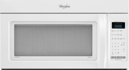 Whirlpool WMH76718AW 1.8 cu. ft. Capacity Over the Range Microwave Oven