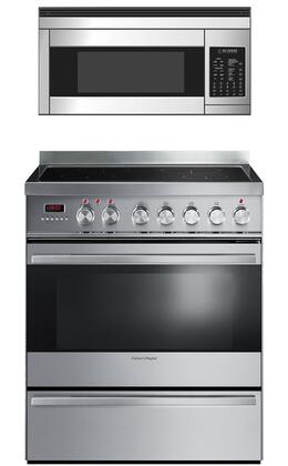 Fisher Paykel 388482 Kitchen Appliance Packages