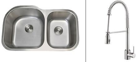 Ruvati RVC2556 Kitchen Sink