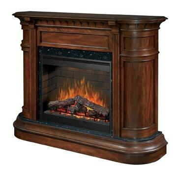 Dimplex SOP475BW Carlyle Series Vent Free Electric Fireplace
