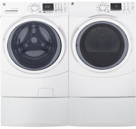 GE 705778 Washer and Dryer Combos