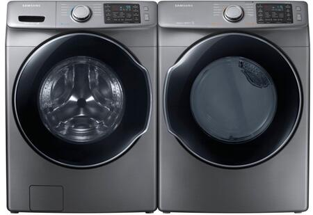 Samsung Appliance 757776 Washer and Dryer Combos