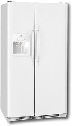 Westinghouse WWSS2601KW Freestanding Side by Side Refrigerator |Appliances Connection