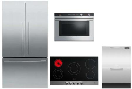 Fisher Paykel 736448 Kitchen Appliance Packages